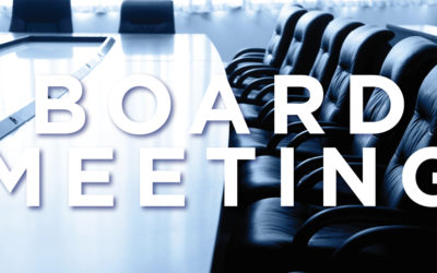 OEMA Board Meeting 14 April 2020