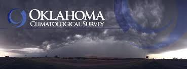 oklahoma climatological logo
